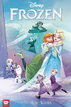 Image: Disney Frozen: The Hero Within SC  - Dark Horse Comics