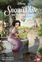 Image: Disney Snow White and the Seven Dwarfs SC  - Dark Horse Comics