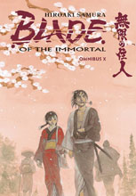 Image: Blade of the Immortal Omnibus Vol. 10 SC  - Dark Horse Comics