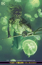 Image: Aquaman #52 (variant card stock cover - Joshua Middleton) - DC Comics