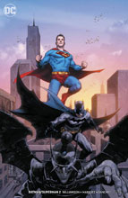Image: Batman / Superman #2 (variant card stock cover - Jerome Opena) - DC Comics