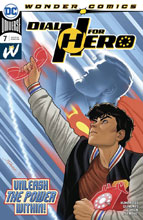 Image: Dial H for Hero #7  [2019] - DC-Wonder Comics