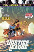 Image: Justice League #32 - DC Comics
