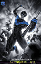 Image: Nightwing #64 (YotV) (variant cover - Warren Louw) - DC Comics