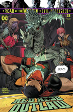 Image: Red Hood: Outlaw #38 - DC Comics