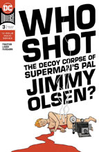 Image: Superman's Pal Jimmy Olsen #3 - DC Comics