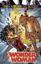 Image: Wonder Woman #78 (YotV) - DC Comics