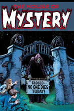 Image: House of Mystery: The Bronze Age Omnibus Vol. 02 HC  - DC Comics