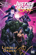 Image: Justice League Dark Vol. 02: Lords of Order SC  - DC Comics