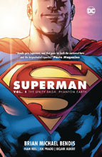 Image: Superman Vol. 01: The Unity Saga: Phantom Earth SC  - DC Comics