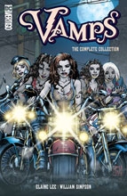 Image: Vamps: The Complete Collection SC  - DC Comics - Vertigo