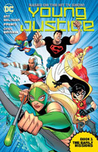 Image: Young Justice Vol. 01: The Early Missions SC  - DC Comics