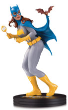 Image: DC Cover Girls Statue: Batgirl by Frank Cho  - DC Comics