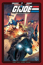 Image: G.I. Joe: A Real American Hero #268 (incentive cover - Royle) (10-copy) - IDW Publishing