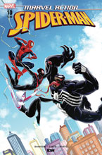 Image: Marvel Action: Spider-Man #10 (cover A - Tinto) - IDW Publishing