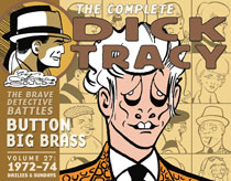 Image: Complete Chester Gould's Dick Tracy Vol. 27 HC  - IDW Publishing