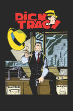Image: Dick Tracy Forever SC  - IDW Publishing