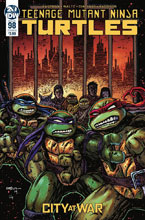 Image: Teenage Mutant Ninja Turtles #98 (cover B - Eastman) - IDW Publishing