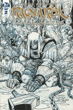 Image: Ragnarok: The Breaking of Helheim #2 (incentive cover - Simonson) (10-copy) - IDW Publishing