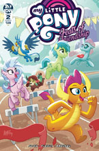 Image: My Little Pony: Feats of Friendship #2 (cover A - Fleecs)  [2019] - IDW Publishing