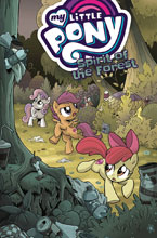 Image: My Little Pony: Spirit of the Forest SC  - IDW Publishing