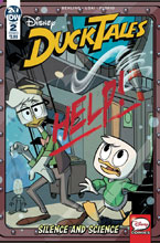 Image: Ducktales: Silence & Science #2 (cover A - Ghiglione) - IDW Publishing