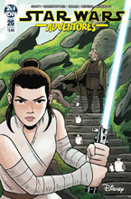 Image: Star Wars Adventures #26 (cover A - Charm) - IDW Publishing