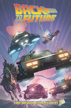 Image: Back to the Future: The Heavy Collection Vol. 02 SC  - IDW Publishing