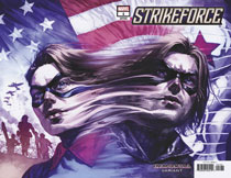 Image: Strikeforce #1 (variant Immortal cover - David Yardin) - Marvel Comics