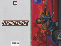 Image: Strikeforce #1 (variant cover - Horn Van) - Marvel Comics
