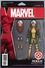 Image: Powers of X #4 (variant Action Figure cover - Christopher) - Marvel Comics
