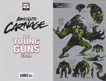 Image: Absolute Carnage #3 (variant Young Guns cover - Larraz) - Marvel Comics