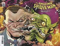 Image: Amazing Spider-Man #30 (variant Immortal cover - Ryan Ottley) - Marvel Comics