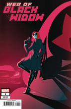 Image: Web of Black Widow #1 (variant cover - Anka) - Marvel Comics