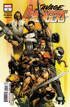 Image: Savage Avengers #5 - Marvel Comics