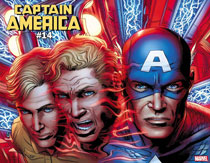 Image: Captain America #14 (variant Immortal wraparound cover - Patrick Zircher) - Marvel Comics