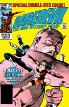 Image: Daredevil #181 (Facsimile edition) - Marvel Comics