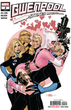 Image: Gwenpool Strikes Back #2 - Marvel Comics