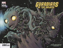 Image: Guardians of the Galaxy #9 (variant Immortal cover - Declan Shalvey) - Marvel Comics