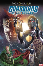 Image: Guardians of the Galaxy: The Prodigal Sun #1 - Marvel Comics