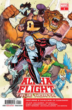 Image: Alpha Flight: True North #1  [2019] - Marvel Comics