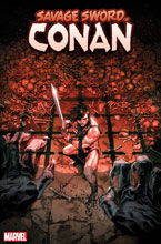 Image: Savage Sword of Conan #9 (1:25 incentive cover - Putri) - Marvel Comics