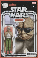Image: Star Wars #72 (variant Action Figure cover - Christopher) - Marvel Comics