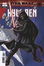 Image: Star Wars: Age of Resistance - Kylo Ren #1 (variant Puzzle-Piece cover - McKone) - Marvel Comics
