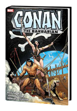 Image: Conan the Barbarian: The Original Marvel Years Omnibus Vol. 03 HC  - Marvel Comics
