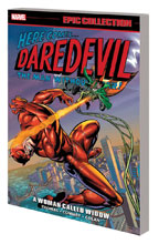 Image: Daredevil Epic Collection: A Woman Called Widow SC  - Marvel Comics