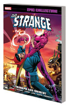 Image: Doctor Strange Epic Collection: Triumph and Torment SC  - Marvel Comics