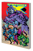 Image: Mutant X: The Complete Collection Vol. 02 SC  - Marvel Comics