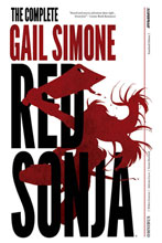 Image: Complete Gail Simone Red Sonja Omnibus Signed HC  - Dynamite