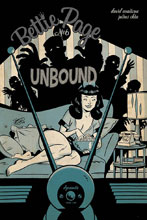 Image: Bettie Page: Unbound #6 (cover B - Chantler) - Dynamite